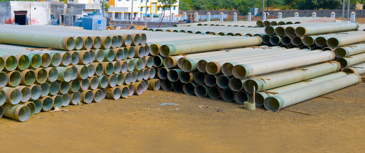 GRP Pipe Exporters, GRP Pipe Manufacturers, GRP Pipe Suppliers - EPP