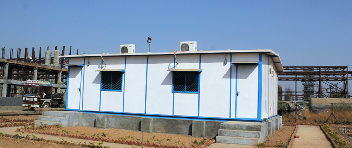 Prefabricated School Building Manufacturers in India
